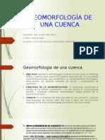 Geomorfología de Una Cuenca