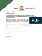colorcycle parents letter