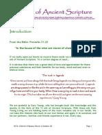12.Bibelöle Englisch