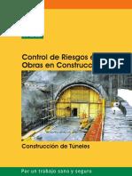 Control de Riesgos en Obras de Construcción Construcción de Túneles - ACHS