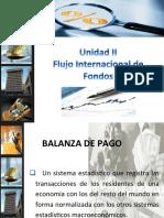 Unidad II Flujo Internacional de Fondos