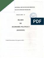 Eco II 2013-2
