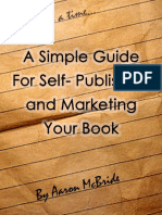How to Self Publish an E-book