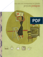"""PAVÒN, C. """"Actos de Fabulación. Arte Cuerpo y Pensamiento"""". en Proyecto Pentágono. [Capítulo]"""