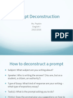 promptdeconstruction