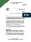Benghazi Document