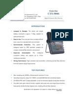 CTS-9006F