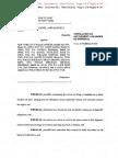 Slavin Lawsuit One Settlement