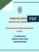 Dinamica Lineare FEM 2