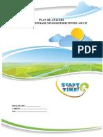Model Plan Afaceri Centru Recuperare