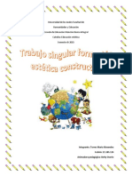 Trabajo Singular de Estetica Grupo 3333