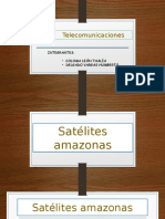 Expo Satelites - Satelite Amazonas