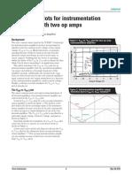 Slyt647 OpAmp Application