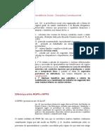 01.Diferença Entre RGPS e RPPS