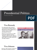 presidential politics in the 1960s