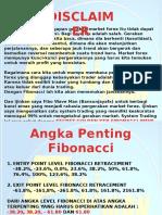Trading System Fibonacci Wave by Fibo Wave Man