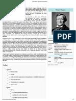 Richard Wagner - Wikipedia, La Enciclopedia Libre