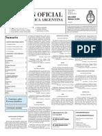 Boletin Oficial 09-04-10 - Segunda Seccion