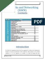 Networking Documentation