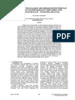 Biofilter IPAL Pertamina PLAJU