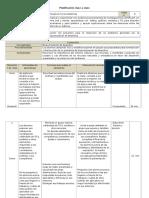 Ejemplo de Planificación Clase 2