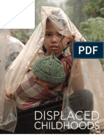 Displaced Childhoods-Report April 2010