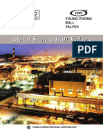 Metal Seated Ball Valves