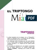 El Triptongo
