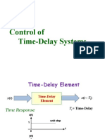 Time Delay Systems