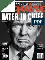 Esquire USA – February 2016