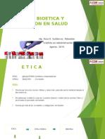 Ppt Etica - Bioetica Esan