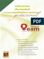 2013 Recomendaciones-Enf TEV en el Embarazo