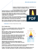 Candle Science - National Candle Association
