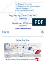 Future Networks - Session 4- Regulating OTT Services V1-0 - Copy