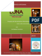 Proyecto Cerveza Artesanal
