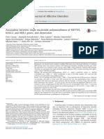 2 2015 Association Between Single Nucleotide Polymorph