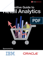 The Definitive Guide to Retail Analytics - eBook Sponsored by IBM