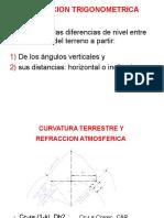 Nivelacion  trigonom 2003