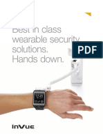 Smartwacht Wearable Security WS1