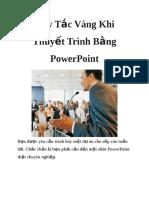 Quy Tắc Vàng Khi Thuyết Trình Bằng PowerPoint.pdf