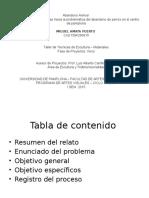 Proyecto Taller Materiales Miguel Amaya