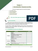 SIEMP Tema 7 Inversion Financiacion