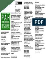 Cancionero de la PAH