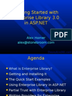 Getting Started With Enterprise Library 3 0 on ASP NET