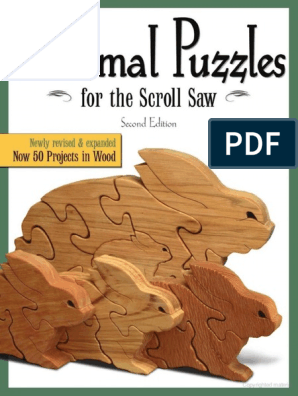 scroll saw projects free download