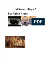 Why Did Rome Collaps1