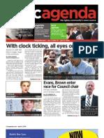 dcagenda.com – vol. 2, issue 15 – april 9, 2010