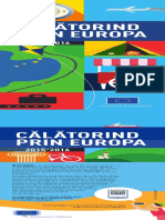 Calatorind Prin Europa