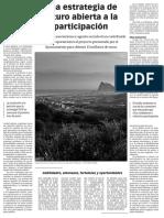 160125 La Verdad CG- Una Estrategia de Futuro Abierta a La Participación p.2
