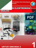 Rangkaian Elektronika Analog Untuk Semua Kalangan